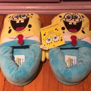 peter alexander Shoes - Spongebob Bedroom slippers